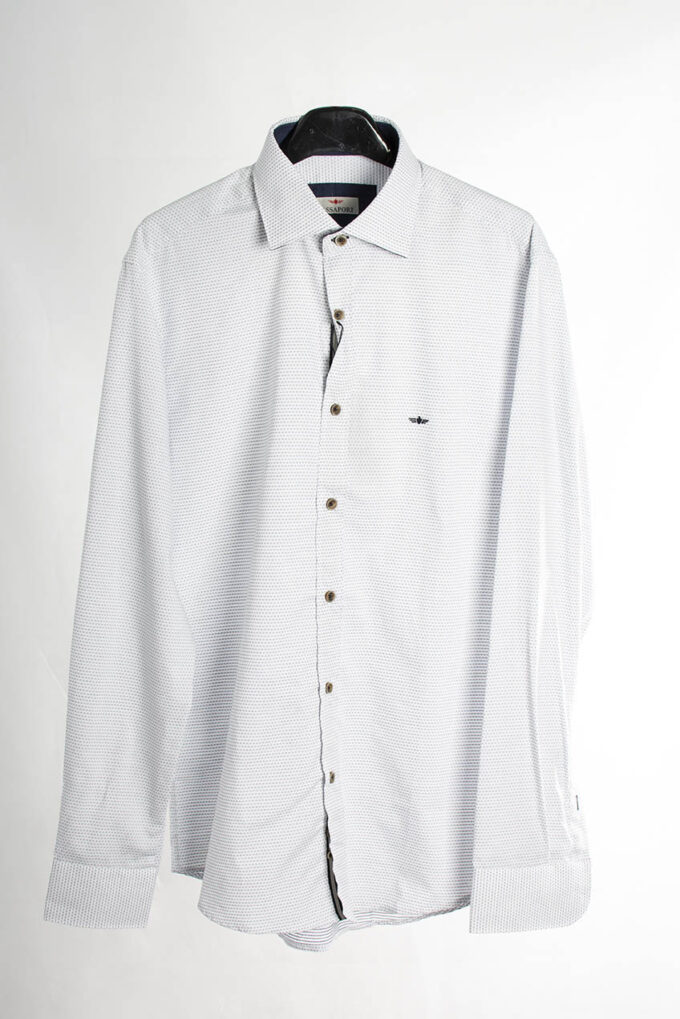Camisa de la marca Passaport Blanco