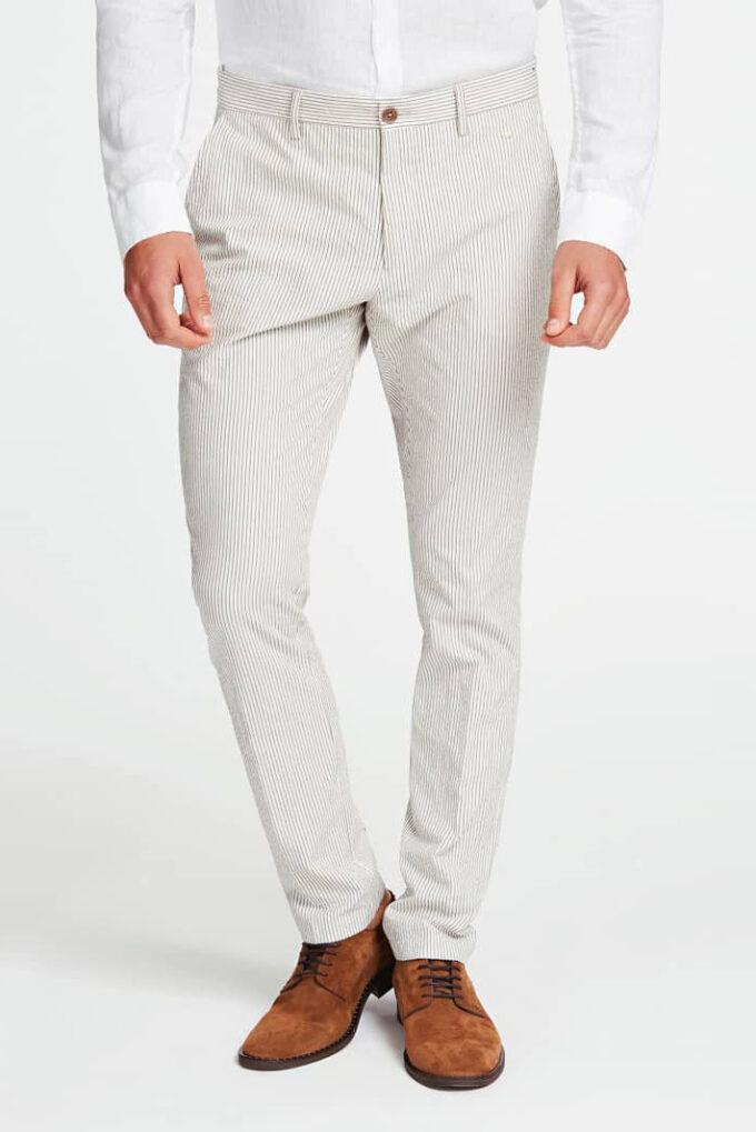 Pantalón de la marca Marciano Gris