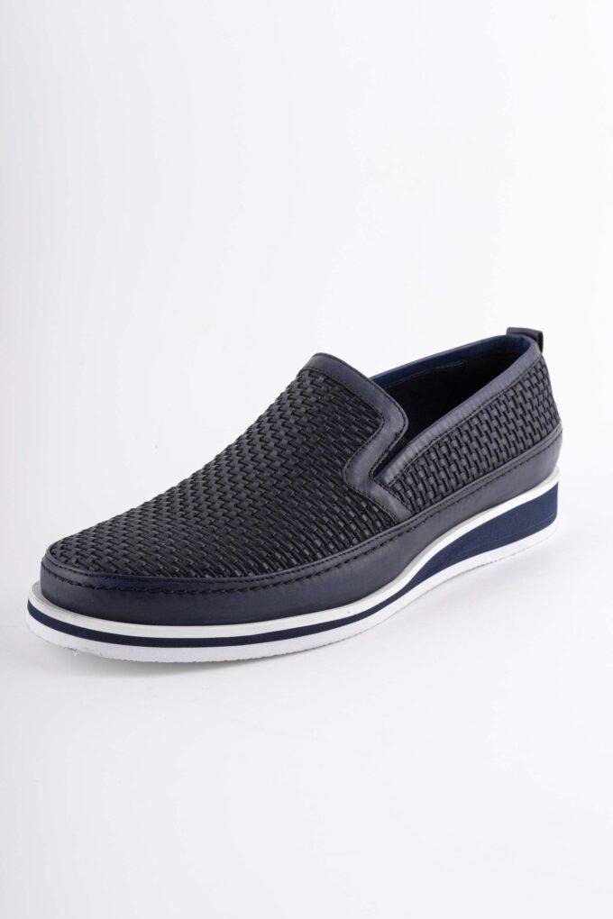 Zapatos de la marca Ángel Infantes Azul Marino