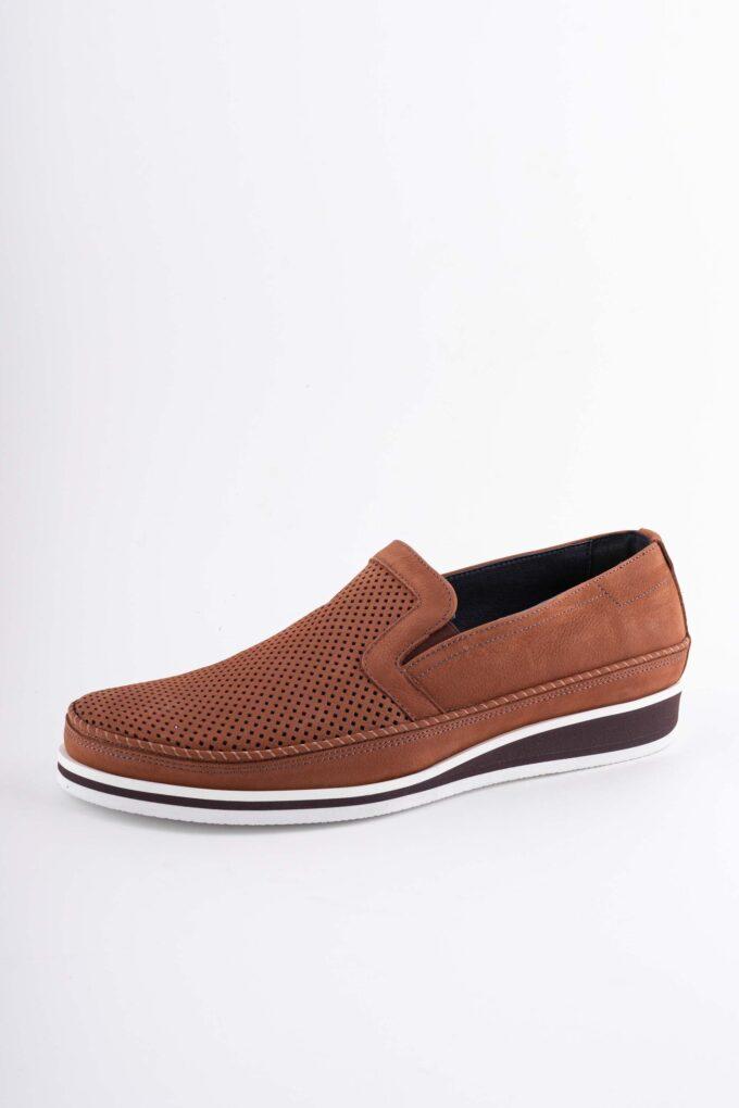 Zapatos de la marca Ángel Infantes Marron