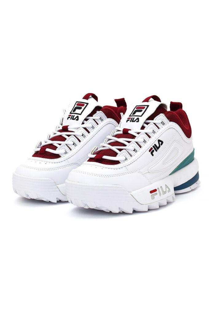 Zapatillas de la marca FILA CALZADO Blanco