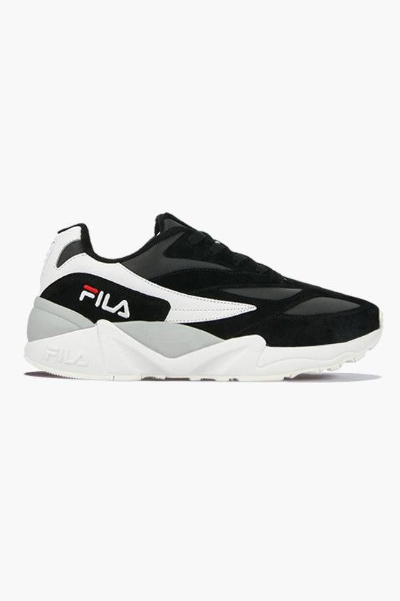 Zapatillas de la marca FILA CALZADO Negro