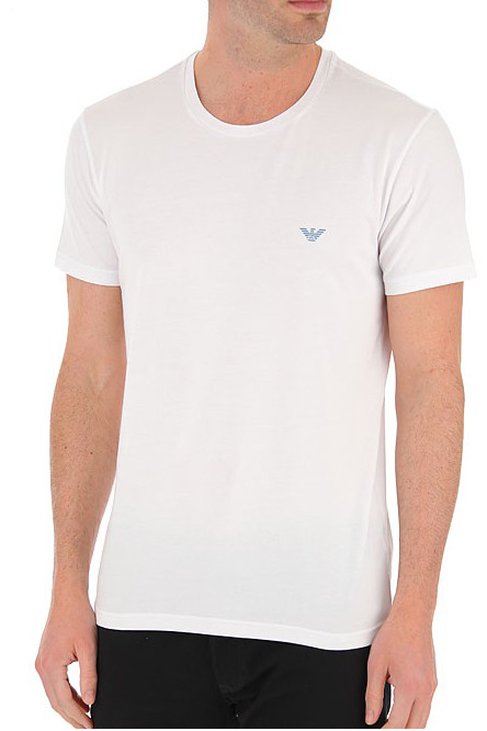 Camiseta de la marca EA Underwear Blanco