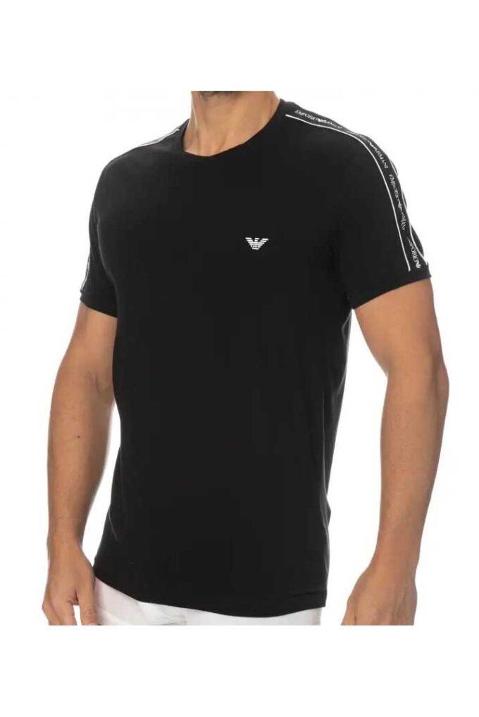 Camiseta de la marca EA Underwear Azul Marino
