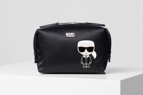 Neceser de la marca Karl Lagerfeld Negro