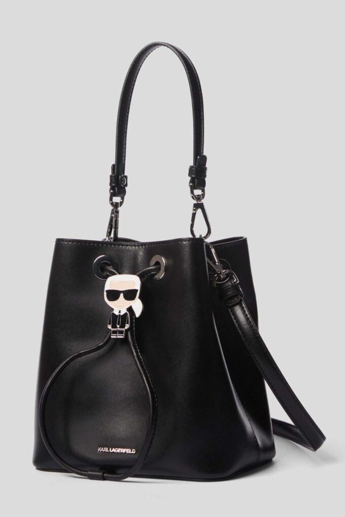 Bolso de la marca Karl Lagerfeld Negro