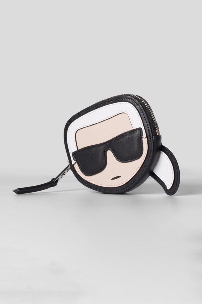 Monedero de la marca Karl Lagerfeld Negro