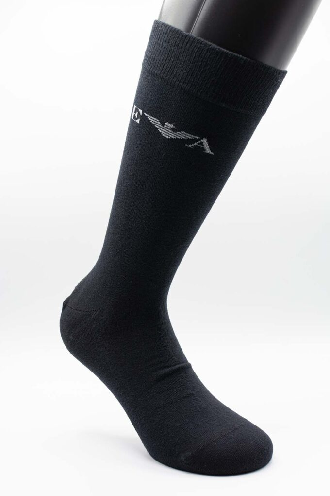 Calcetines de la marca EA Underwear Negro