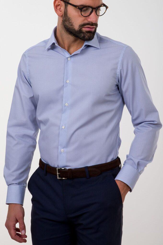 Camisa de la marca Ingram Blanco