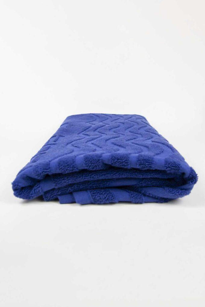 Toalla de la marca Sorbino Azul