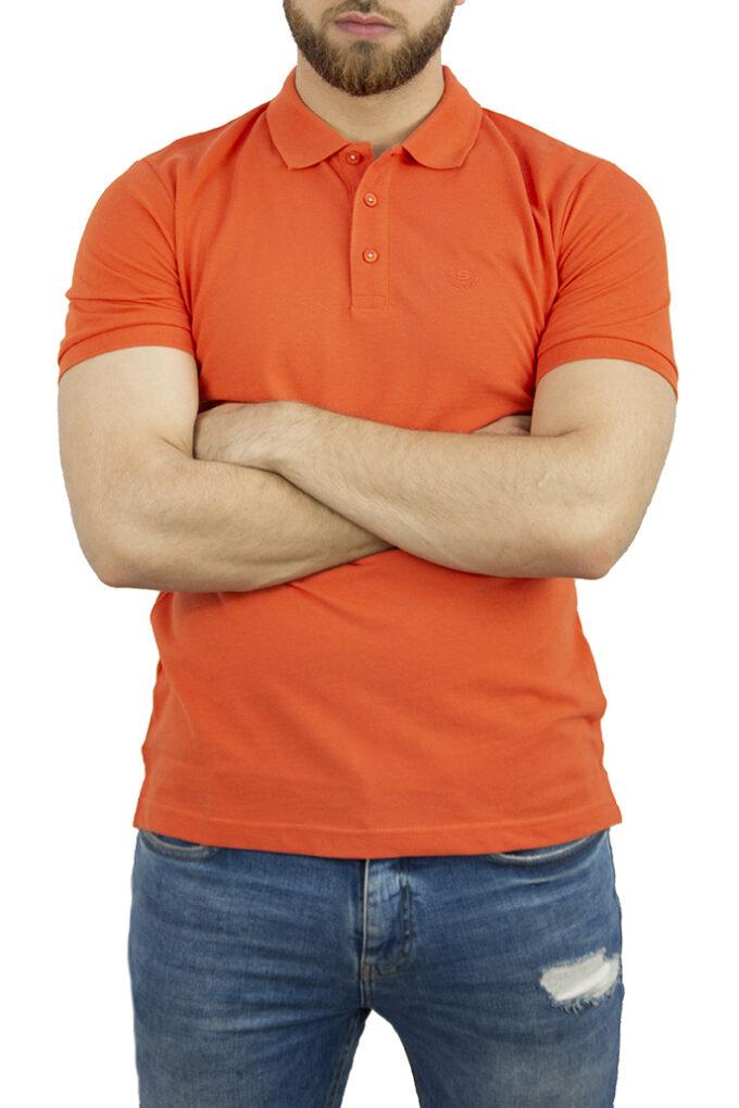 Polo de la marca Sorbino Naranja