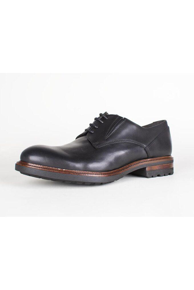 Zapatos de la marca Sergio Serrano Negro