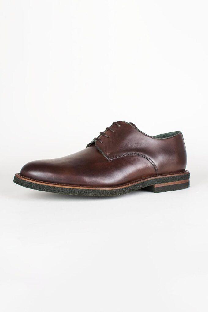 Zapatos de la marca Sergio Serrano Marrón