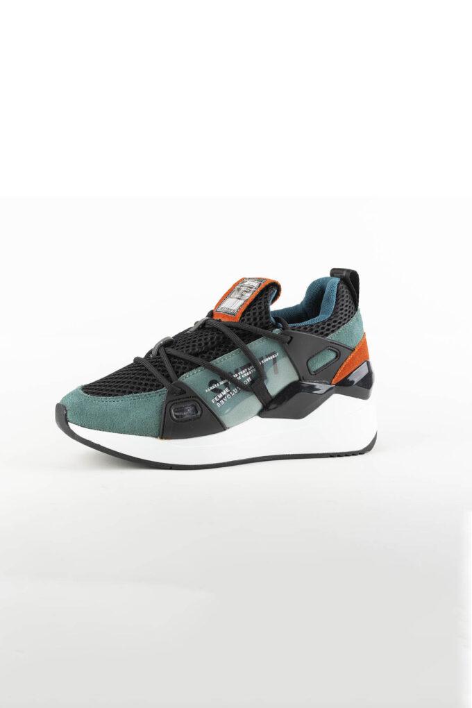 Zapatillas de la marca SixtySeven Verde
