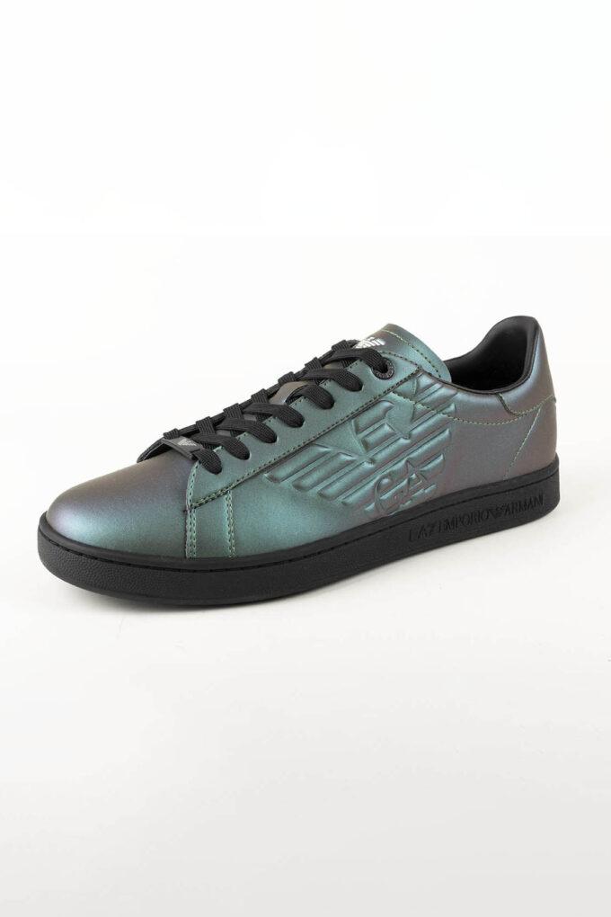Zapatillas de la marca EA7 Verde