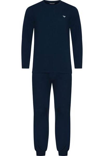 Pijama de la marca EA Underwear Azul Marino