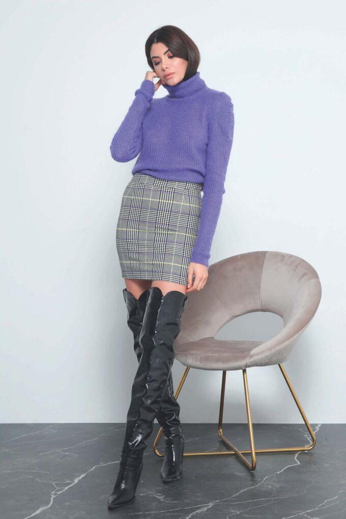 Suéter de la marca QGuapa Milano Fuxia