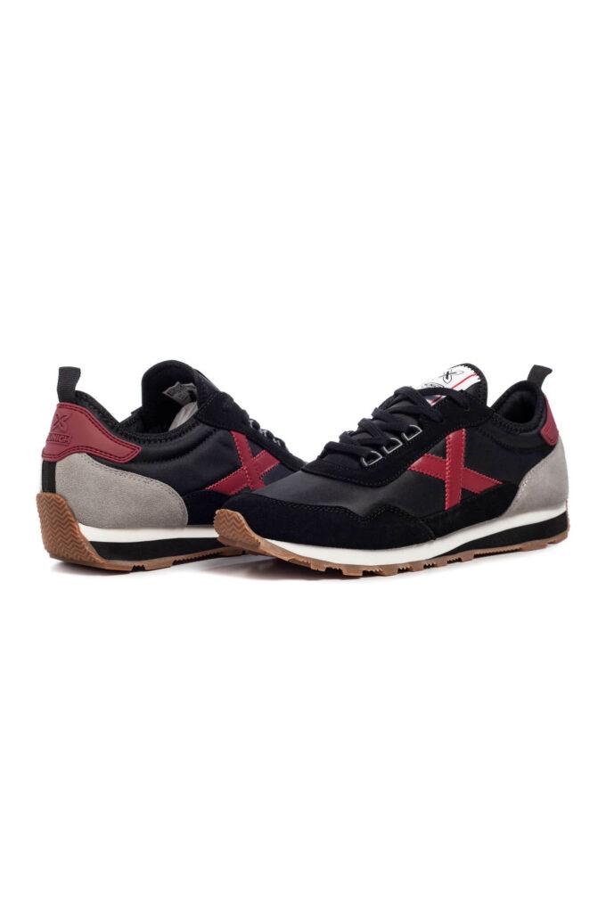 Zapatillas de la marca Munich Negro