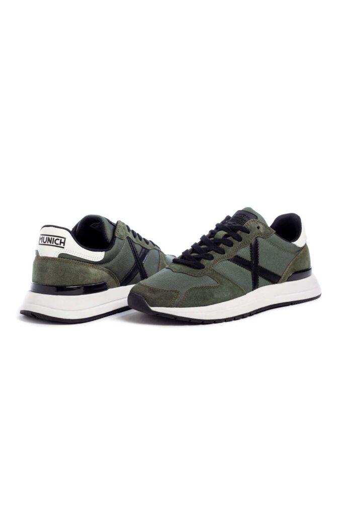Zapatillas de la marca Munich Verde
