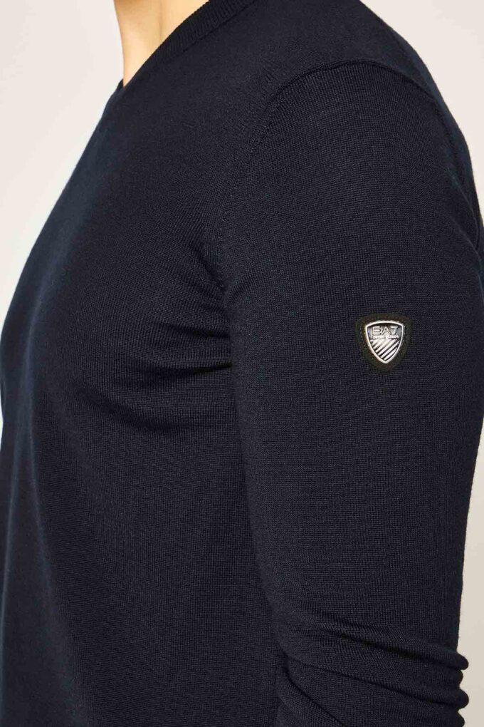 Suéter de la marca EA7 Gris