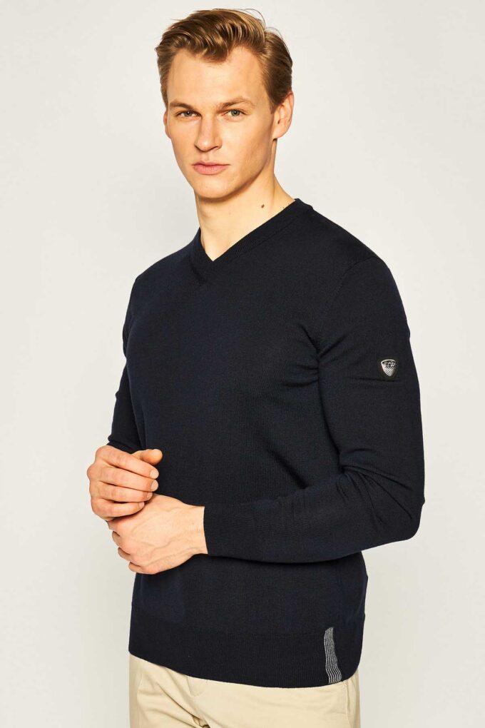 Suéter de la marca EA7 Azul Marino