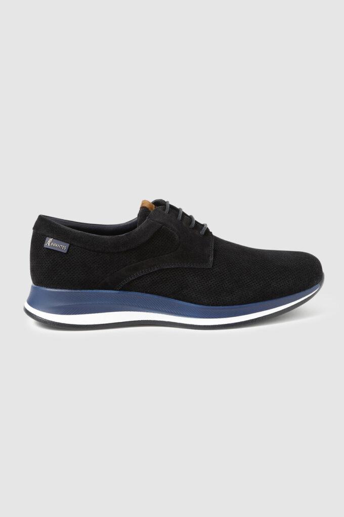 Zapatillas de la marca Ángel Infantes Azul Marino