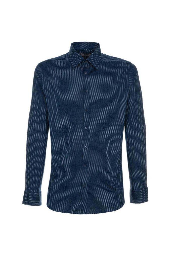 Camisa de la marca Sorbino Azul Marino