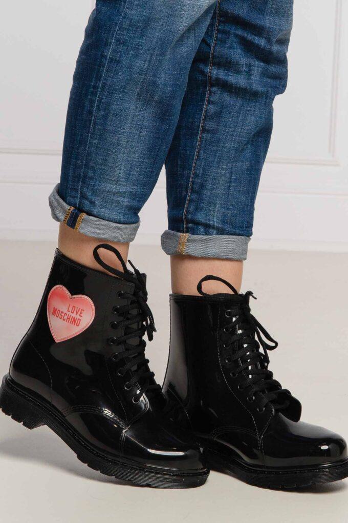 Botas de la marca Love Moschino Negro