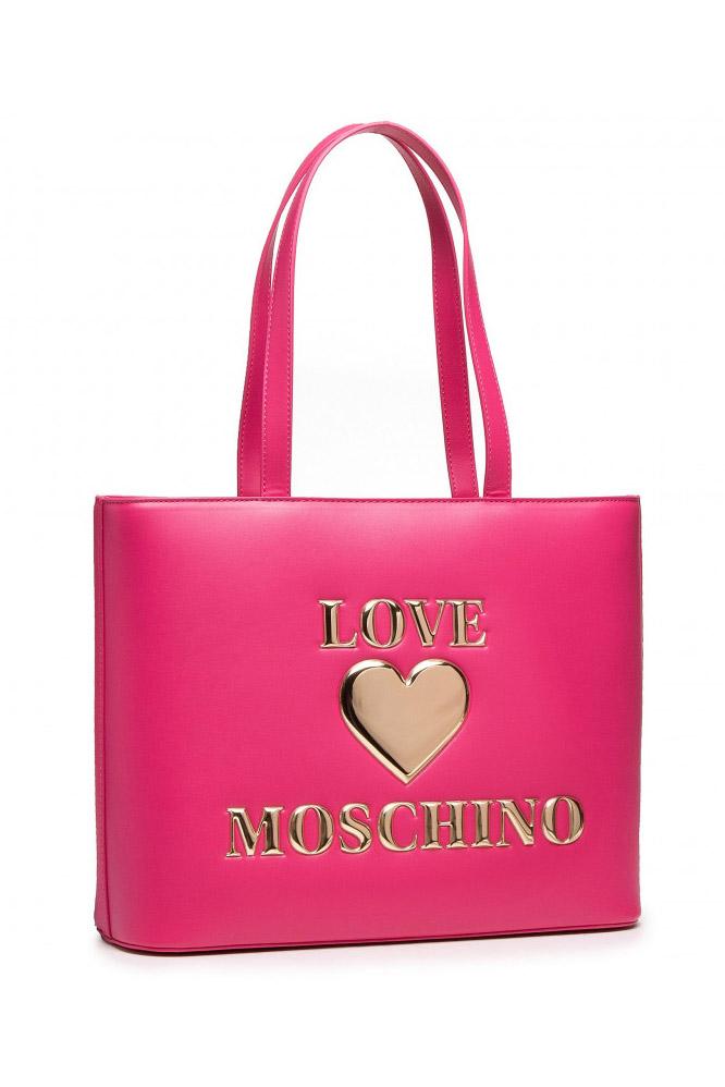 Bolso de la marca Love Moschino Fuxia