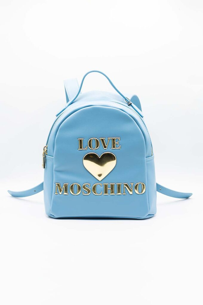 Mochila de la marca Love Moschino Azul