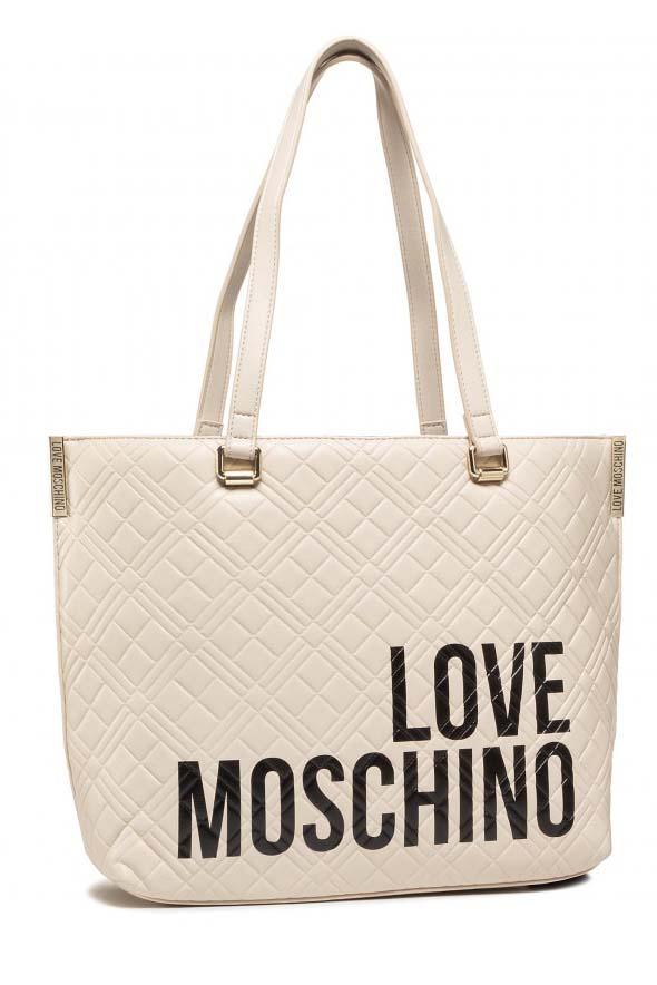 Bolso de la marca Love Moschino Beige