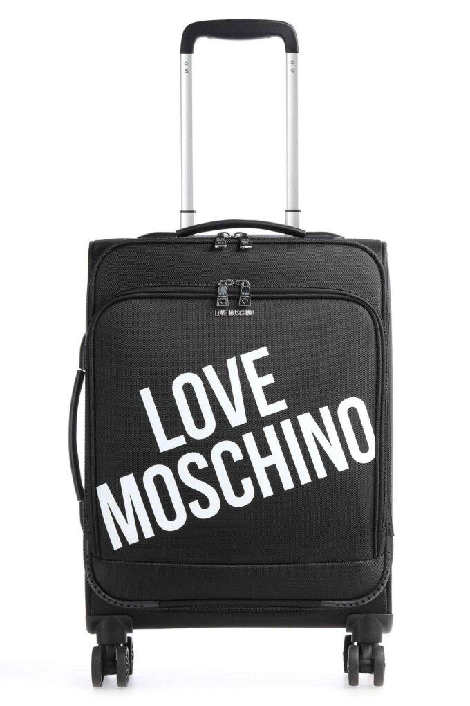 Maleta de la marca Love Moschino Negro