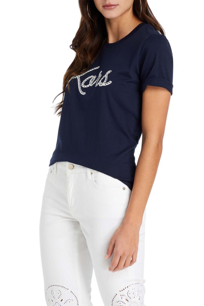 Camiseta de la marca Michael Kors Azul
