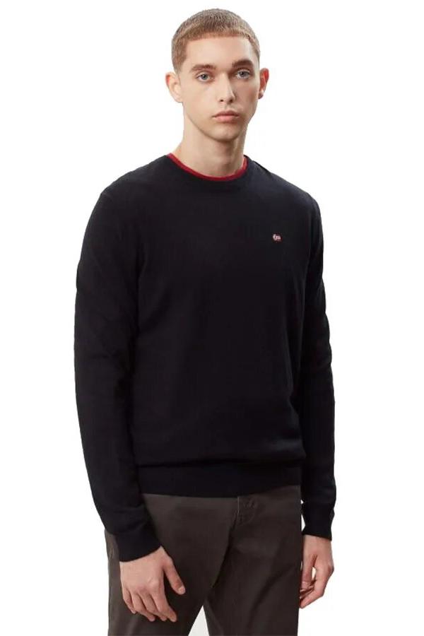Suéter de la marca Napapijri Negro