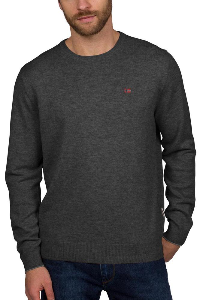 Suéter de la marca Napapijri Gris