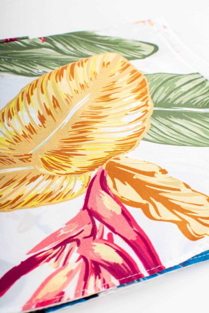 Pañuelo de la marca Roccobarocco Blanco