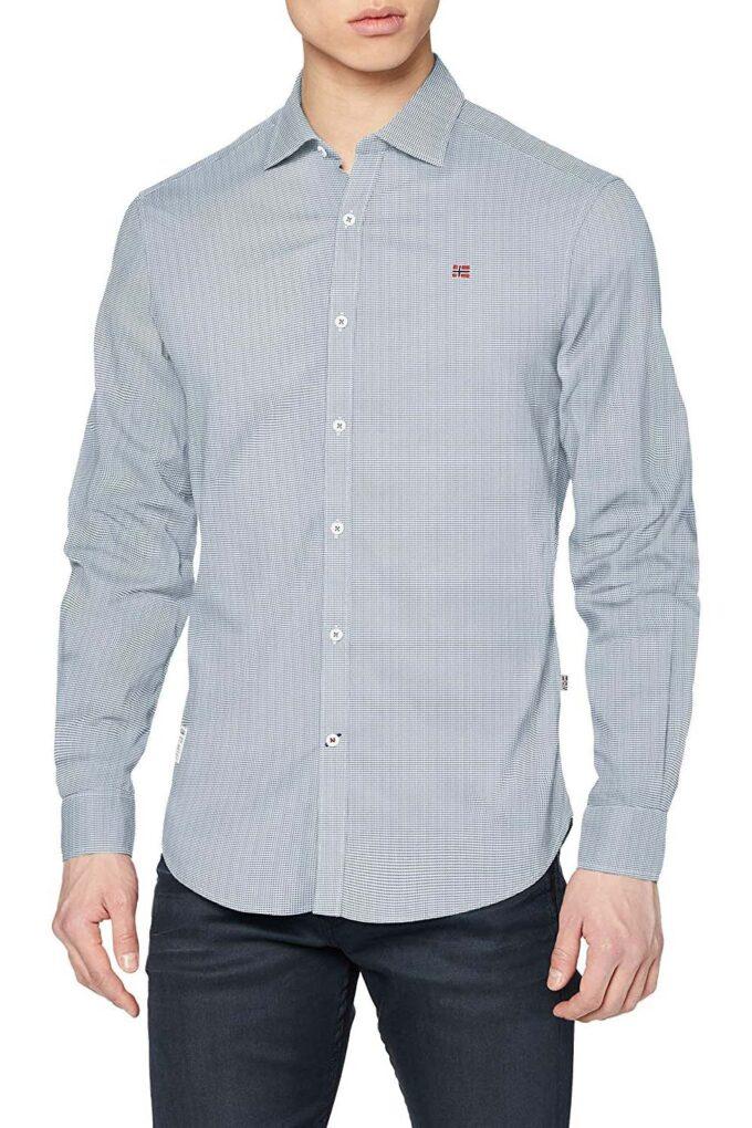 Camisa de la marca Napapijri Estampado