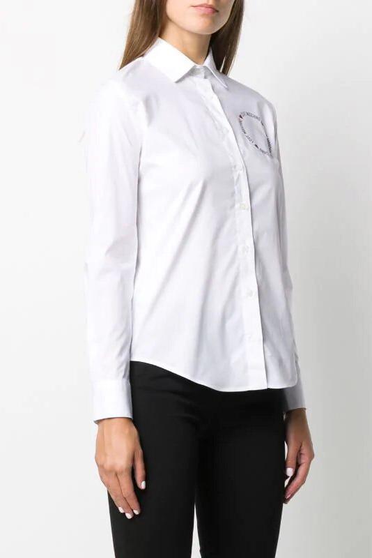 Camisa de la marca Love Moschino Blanco