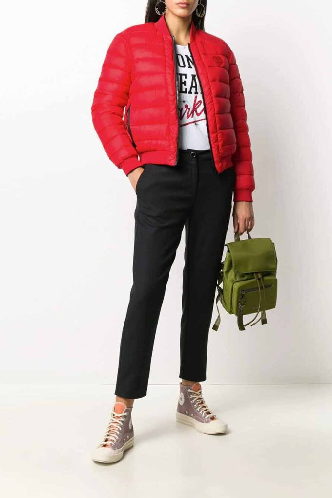 Abrigo de la marca Love Moschino Rojo