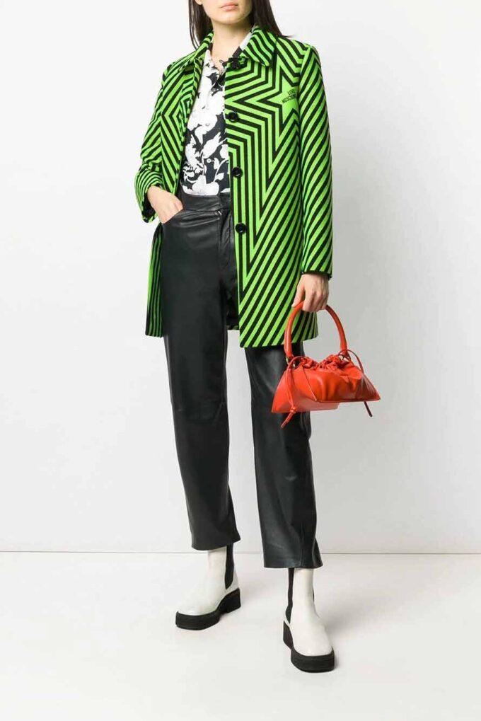 Abrigo de la marca Love Moschino Verde
