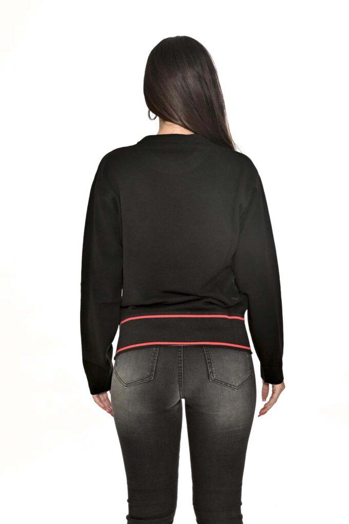 Suéter de la marca Love Moschino Negro
