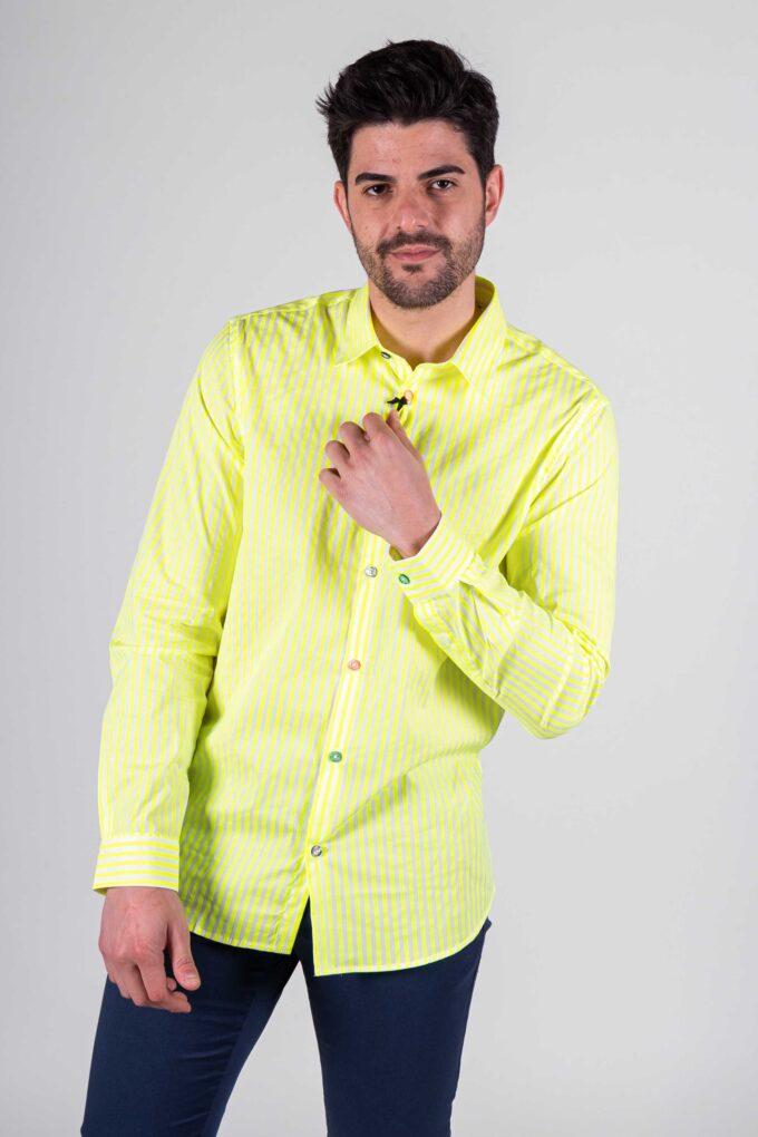 Camisa de la marca Sorbino Verde