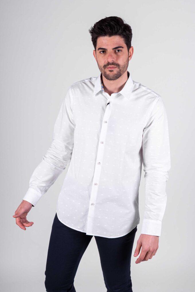 Camisa de la marca Sorbino Blanco