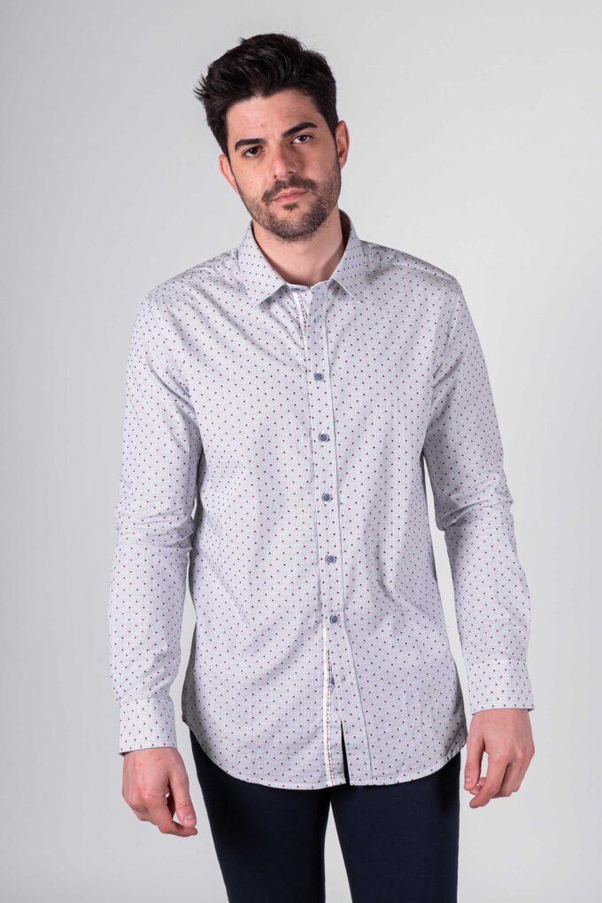 Camisa de la marca Sorbino Gris