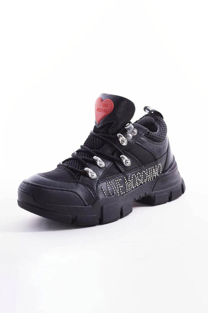 Zapatillas de la marca Love Moschino Negro