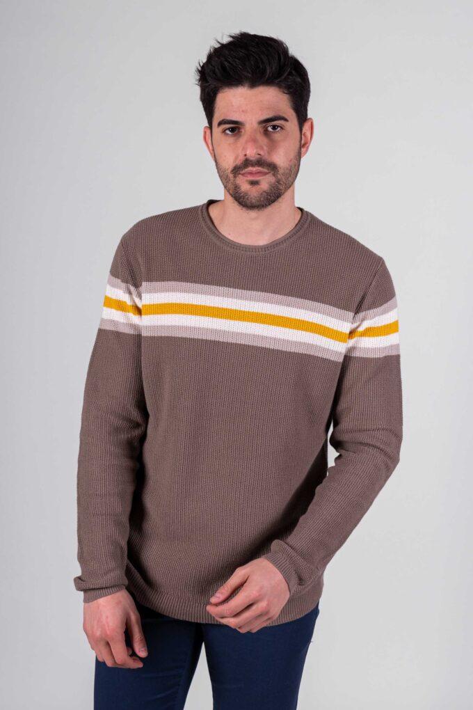 Suéter de la marca Sorbino Marron