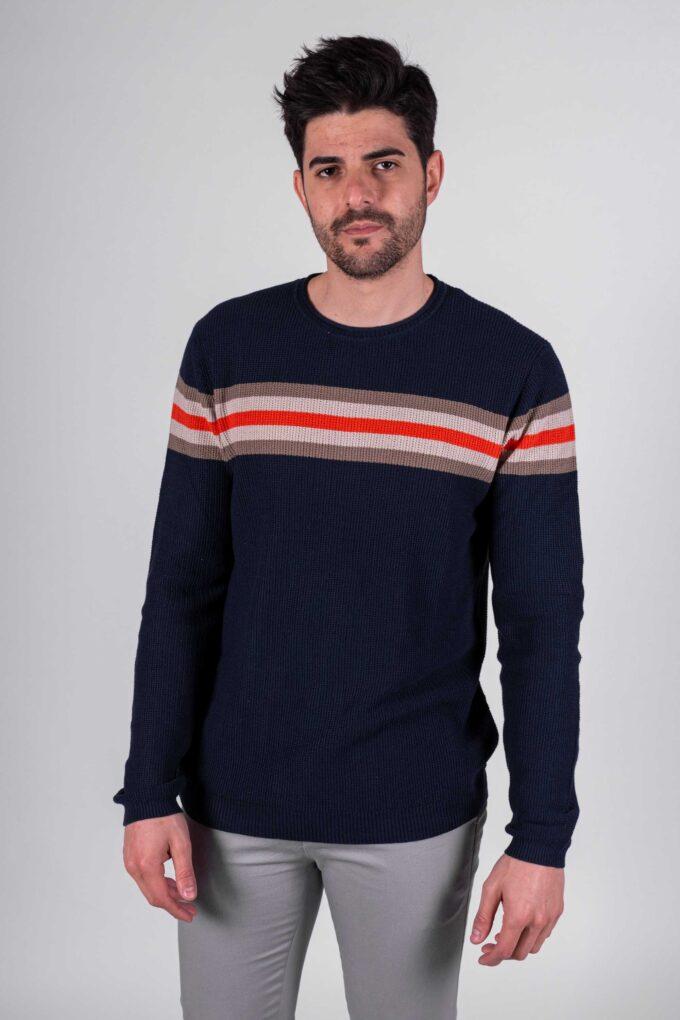Suéter de la marca Sorbino Azul Marino