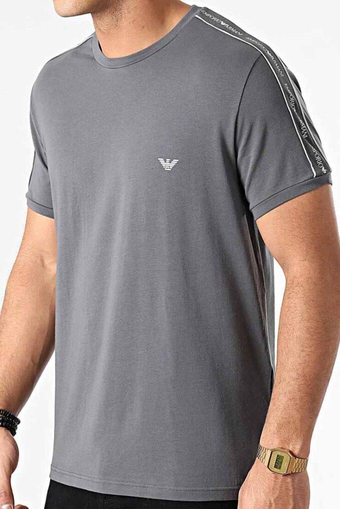 Camiseta de la marca EA Underwear Gris