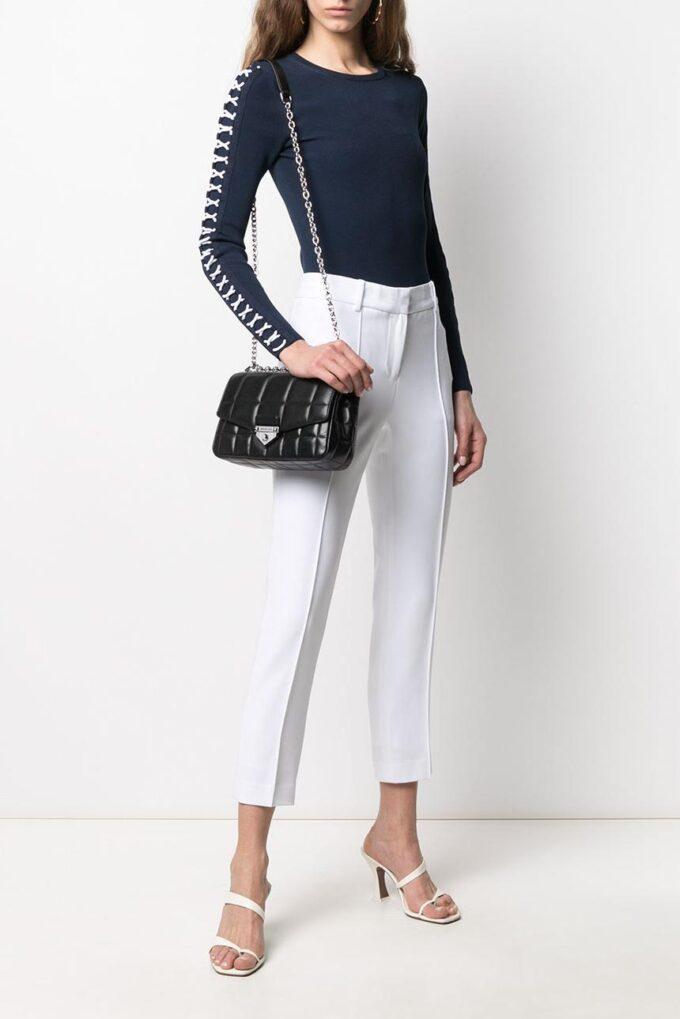 Pantalón de la marca Michael Kors Blanco