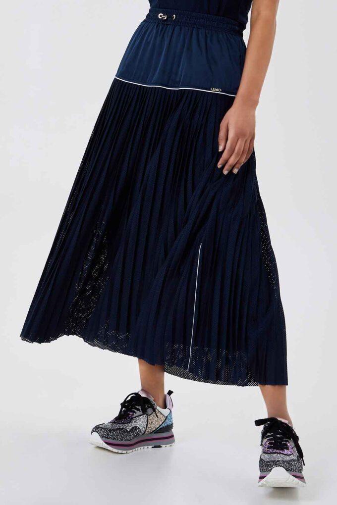 Falda de la marca Liu·Jo Azul Marino